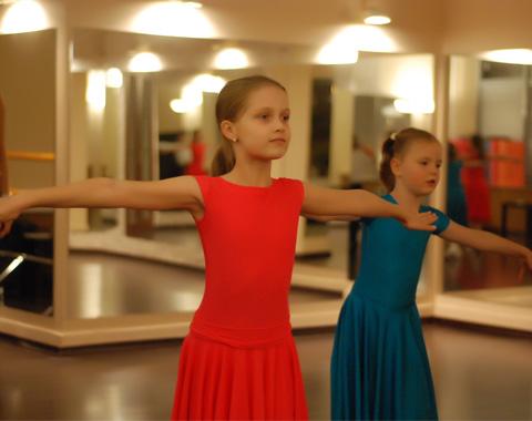 бальные танцы 10