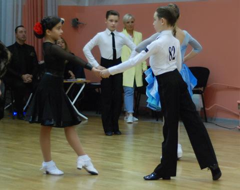 бальные танцы 15