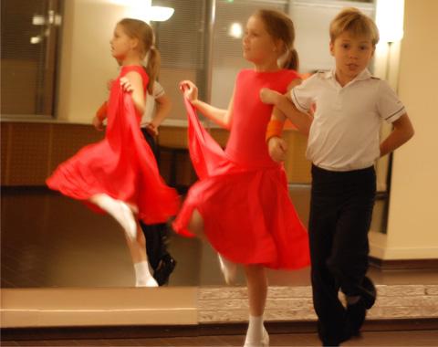 бальные танцы 7