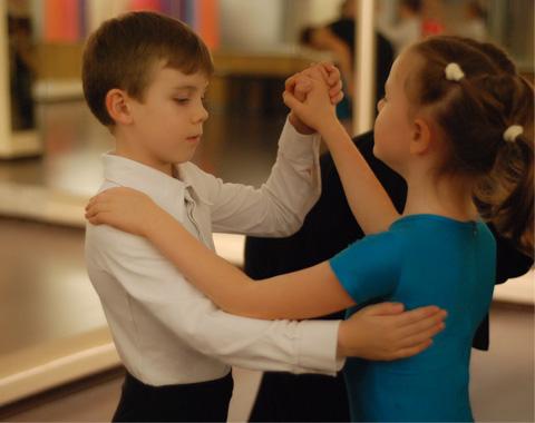 бальные танцы 9